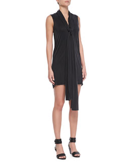 J Brand Ready to Wear Carr Sleeveless Tunic Dress