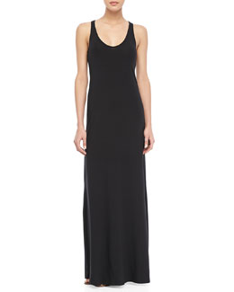 Splendid Racerback Jersey Maxi Dress