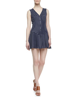 Theory Sayidres Sleeveless Dress