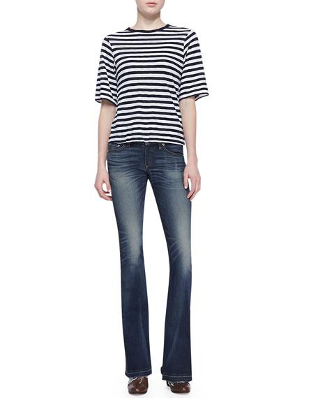 Flared Bell-Bottom L'Waimea Jeans