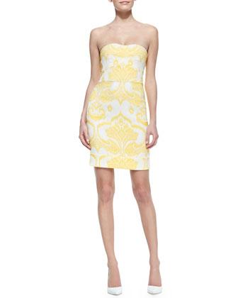 Sale alerts for Diane von Furstenberg  Garland Two Strapless Dress  - Covvet