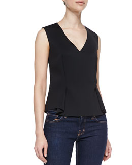 J Brand Ready to Wear Mimi Sleeveless Top
