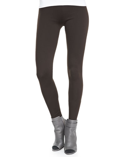 Scrunch Ankle Jersey Leggings