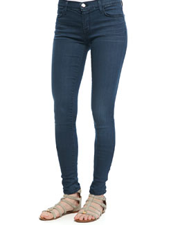 J Brand Jeans 620 Mid-Rise Skinny Jeans, Heaven