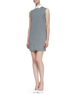 Theory Audrice Betoken Shift Dress