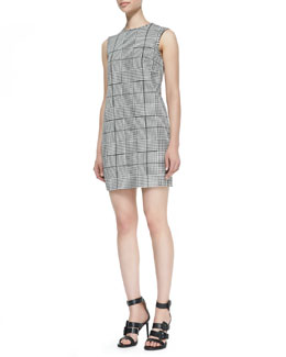 Theory Adraya Rhythm Shift Dress