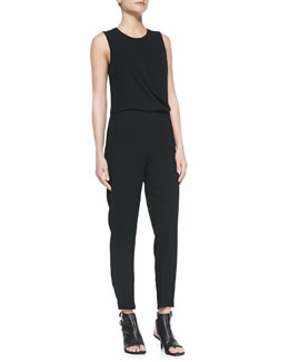Theory Daimine Register Jumpsuit