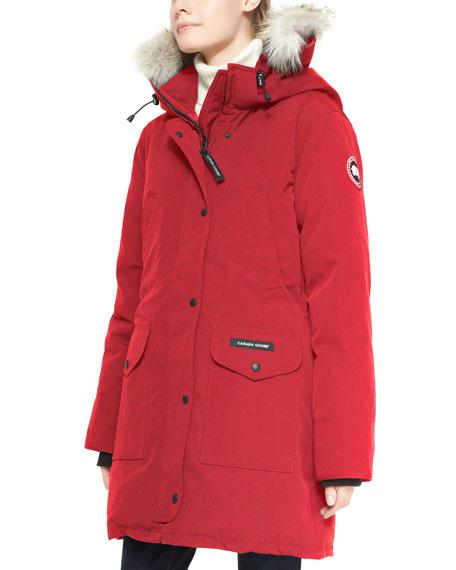 Canada Goose toronto replica store - Canada Goose Trillium Fur-Hood Parka Jacket