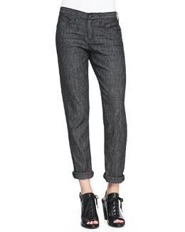 rag & bone/JEAN Boyfriend Hammersmith Jeans