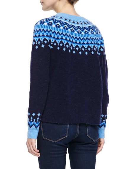 Deedra Fair Isle Sweater