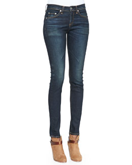rag & bone/JEAN The High-Rise Chaucer Skinny Denim Jeans