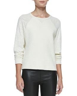 rag & bone/JEAN Rein Crewneck Sweatshirt