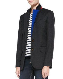 MARC by Marc Jacobs Junko Lightweight Wool Blazer