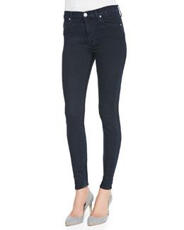 Barbara High-Rise Skinny Jeans, Urban Thrill