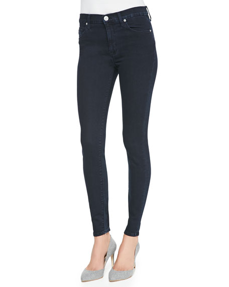Barbara High-Rise Skinny Jeans, Urban Thrill