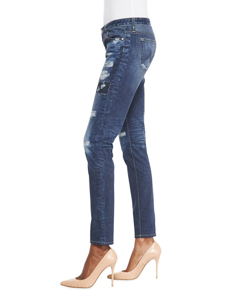 Digital Stilt Webber Patch Jeans
