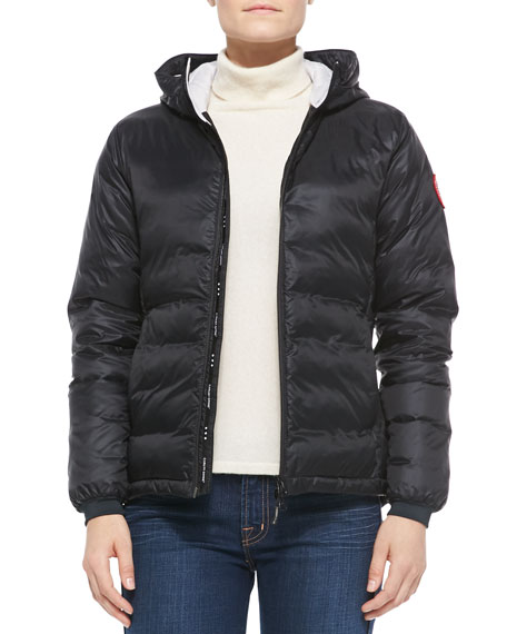 Canada Goose Camp Hooded Puffer Coat 6326e15391