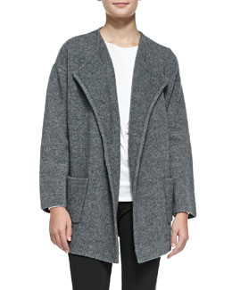 Theory Darcian Wool-Blend Coat