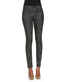 Barbara High Rise Skinny Jeans, Stiletto