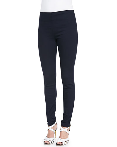 Stretch Denim Leggings