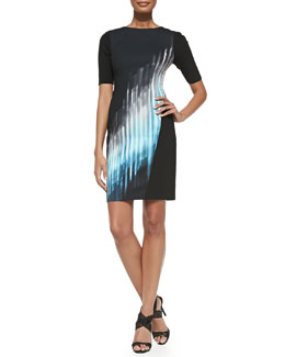 Elie Tahari Romayne Sheath Dress