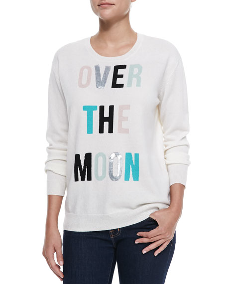 Over The Moon Knit Sweater