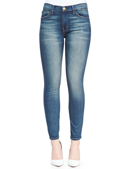 High-Rise Skinny Ankle Jeans, Darcy