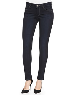 Skyline Skinny Mid-Rise Jeans, Mona
