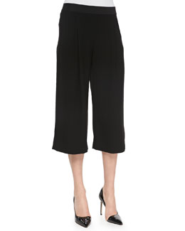 Mayra Pleated Culottes