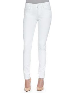 Florence Insta-Sculpt Skinny Jeans, Milk