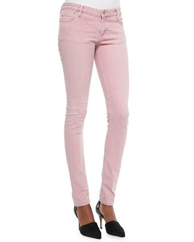 Narkyce Fitted Denim Slim Jeans