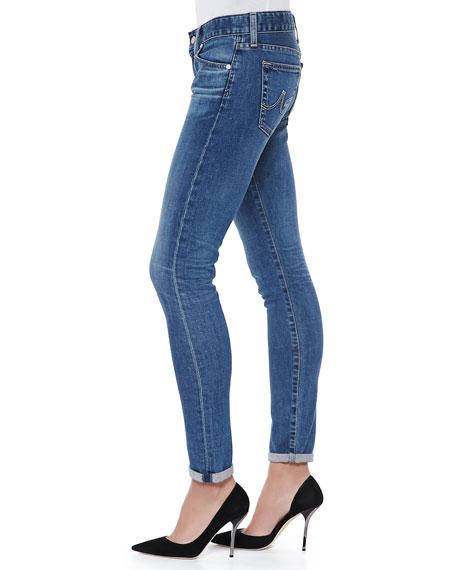Nikki Relaxed Skinny Jeans, Tundra