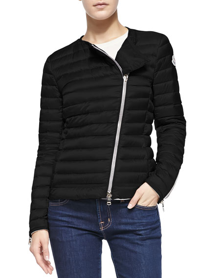 Moncler Zip Puffer Jacket |