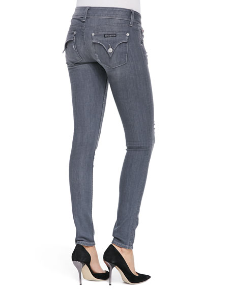 Collin Distressed Skinny Jeans
