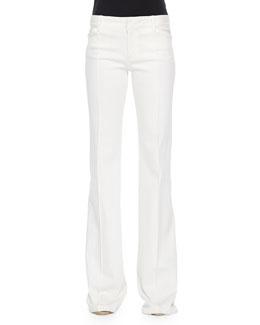 Zhark Wide-Leg Jeans