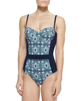 Laguna Underwire One-Piece Swimsuit