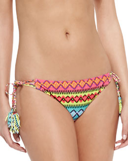 Bayama Vamp Tie-Side Swim Bottom