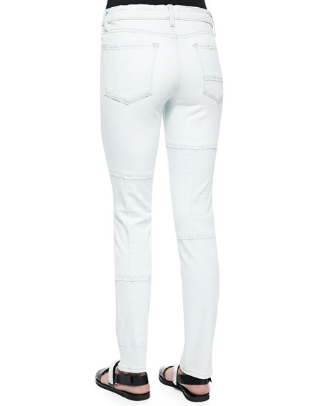 Le Skinny Panel Denim Jeans, Horizon