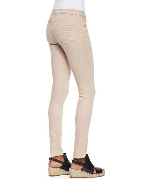 The Skinny Jeans, Distressed Blossom