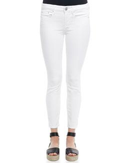 Dylan Skinny Ankle Denim Jeans