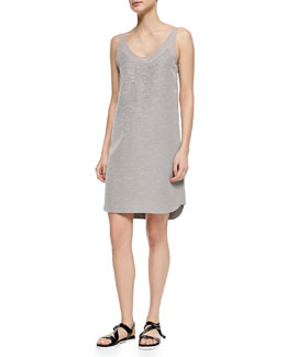 Delos Scoop-Neck Tank Dress