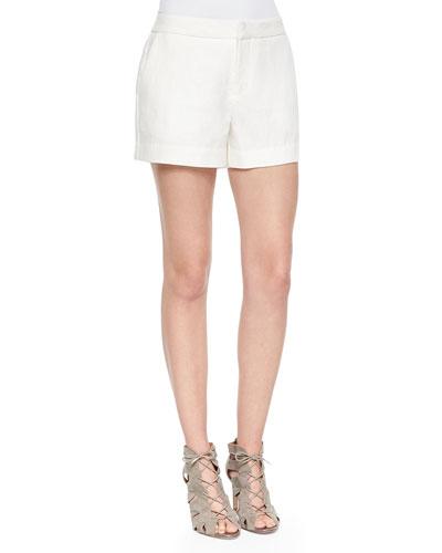 Leiden Linen Shorts