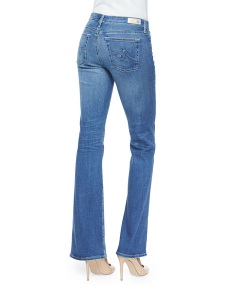 Angel 13 Years Mid-Rise Boot-Cut Jeans