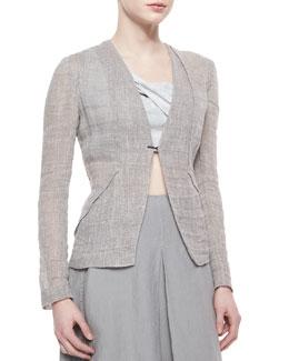 May Linen Jacket