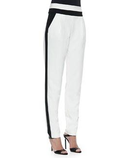 Italian Cady Tux Trousers