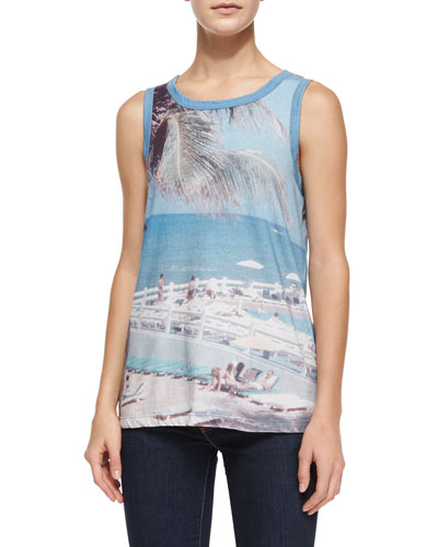 The Muscle Tee, Vintage Hurricane