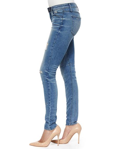 Icon Distressed Skinny Jeans, Man Crush
