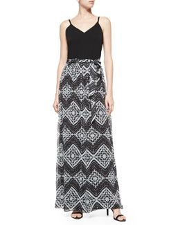 Samson Diamond Mosaic Jumpsuit