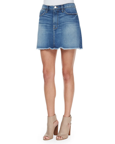 Le High Mini Skirt, Federal