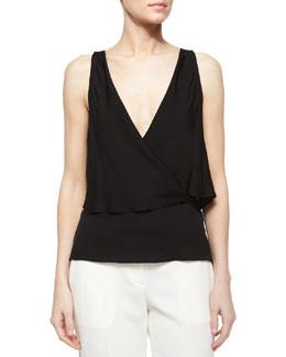 CS Alizay Modern Silk Top